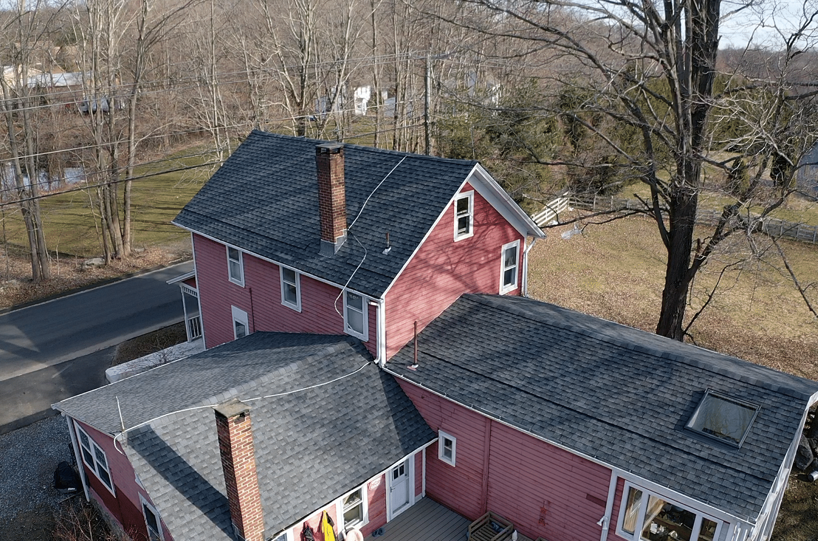 Roof Replacement in New Milford, CT - After Photo