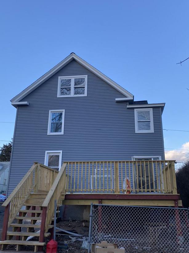 New Siding Installed in Meriden, CT - After Photo