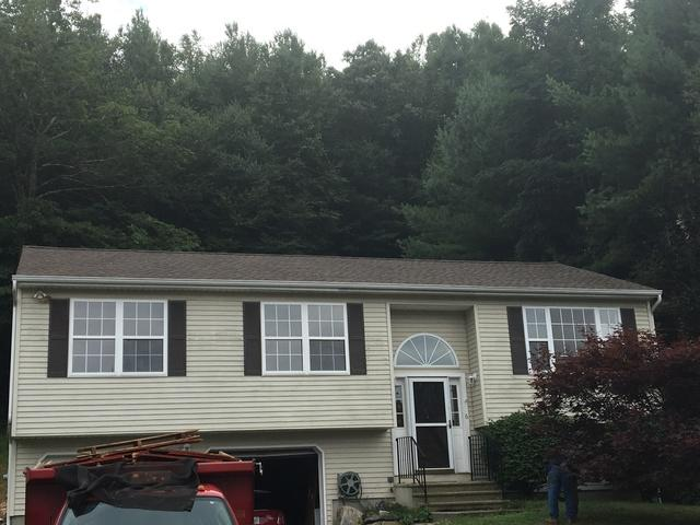 GAF Roof replaced in Beacon Falls, CT