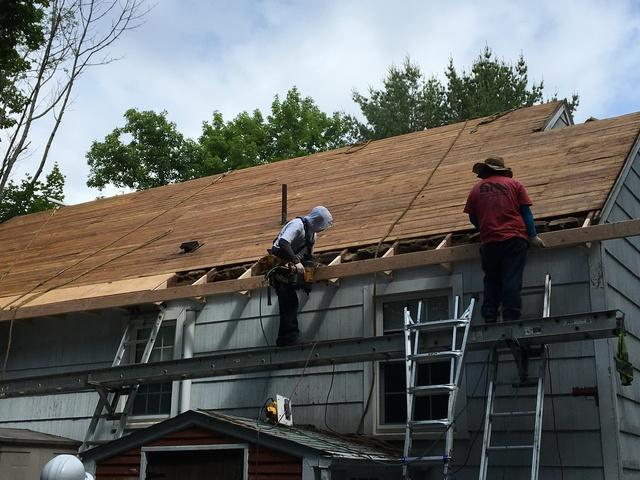 New Roof in Prospect, CT