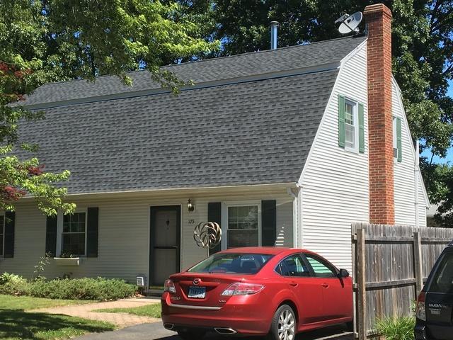 New roof in Meriden, CT