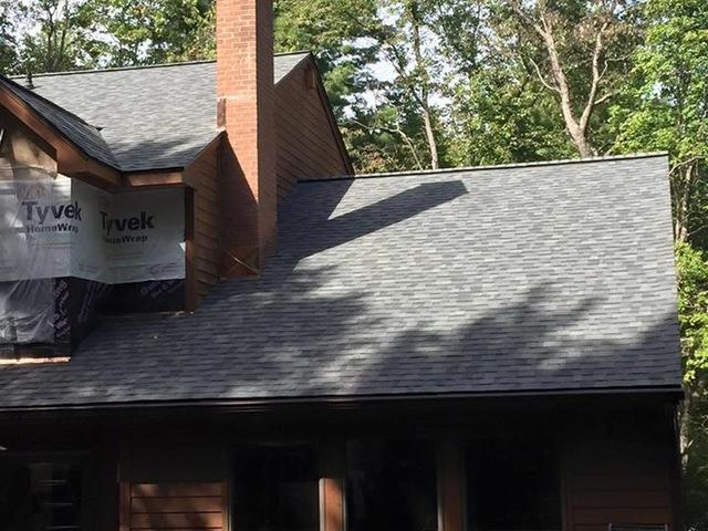 Roof Replacement in Danbury, CT