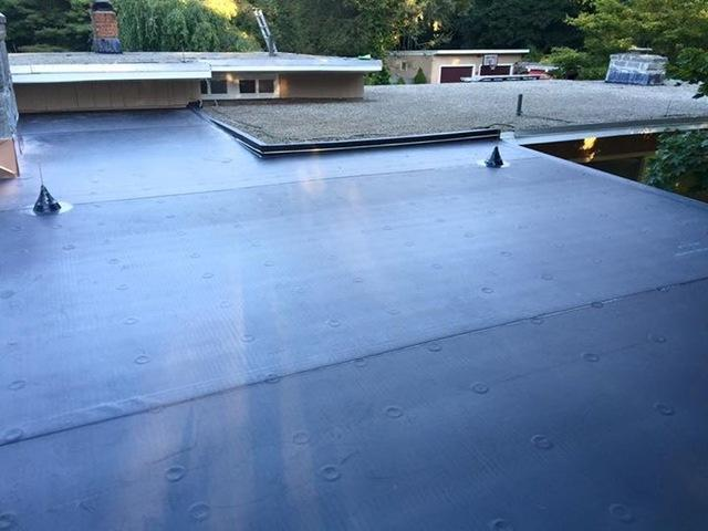 Rubber Roofing System in Danbury, CT