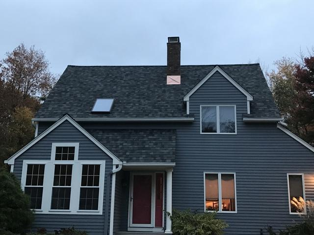 New  Owens Corning roofing system
