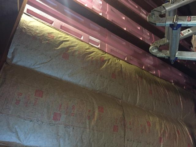 Ventilation and insulation in Prospect, CT