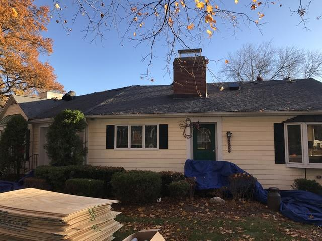 New roof in Waterbury, CT