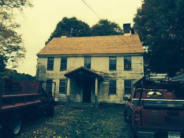 Wood Shake Roof Installation in Greenwich, CT - After Photo