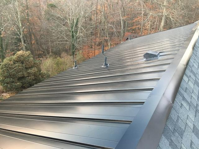 Metal Roof Install Seymour, CT