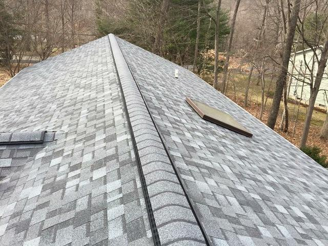 New Life Time Owens Corning Roofing System in Trumbull, CT