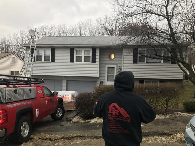 New siding job Waterbury, CT