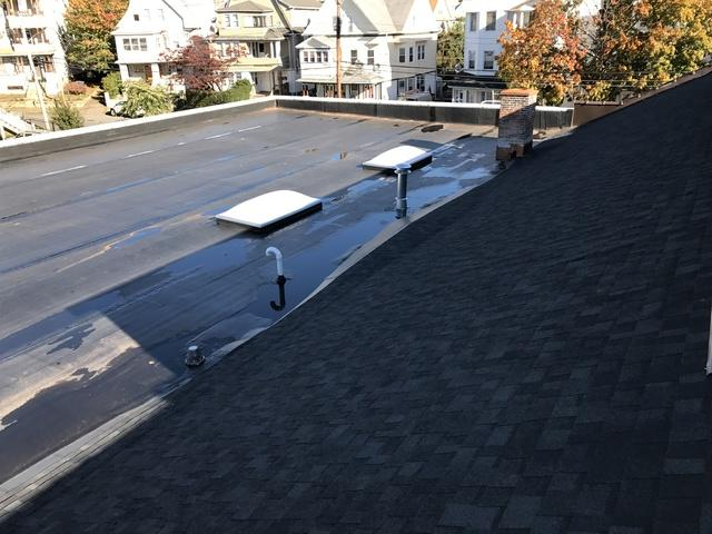 Commercial Roof Replacement in Ridgefield, CT