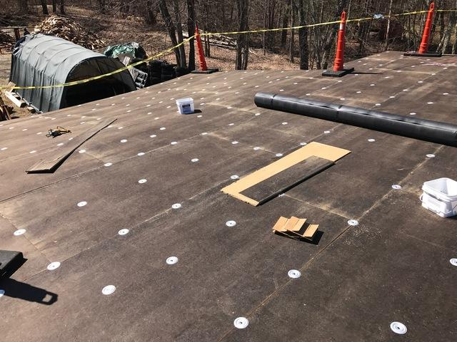 Commercial Roof Deck Replacement in Beacon Falls, CT
