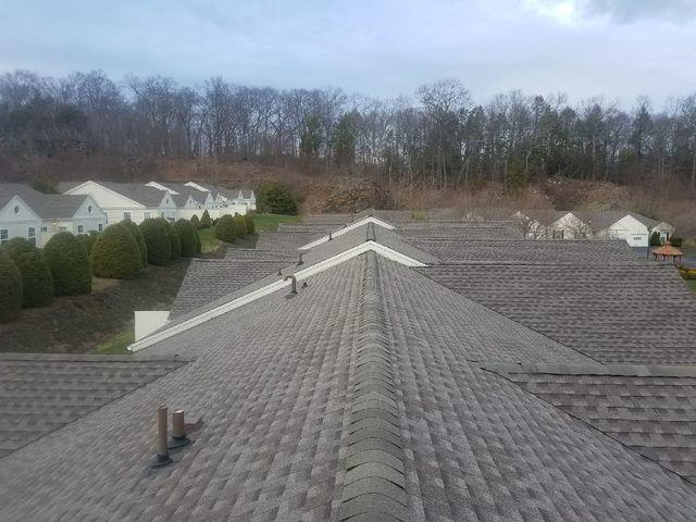 Roof Replacement for Condo in Newtown, CT