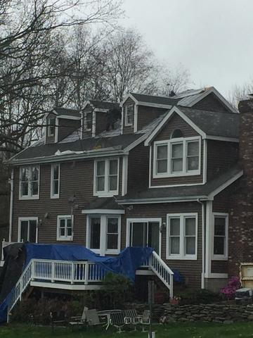 Roof Replacement in Woodbridge, CT