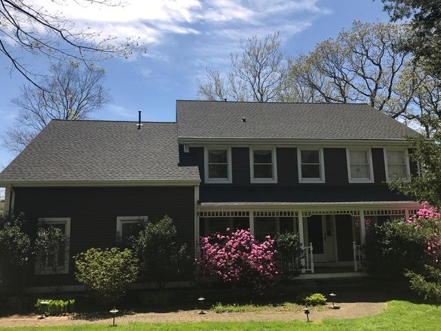Roof replacement in Bethany, CT
