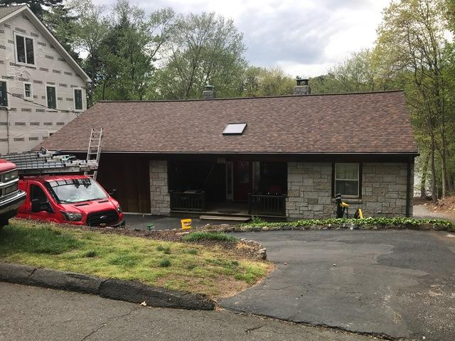 Bethlehem, CT Roof Replacement