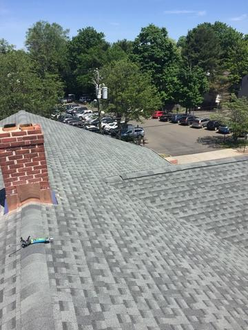 Commercial Roof Replacement in Fairfield, CT