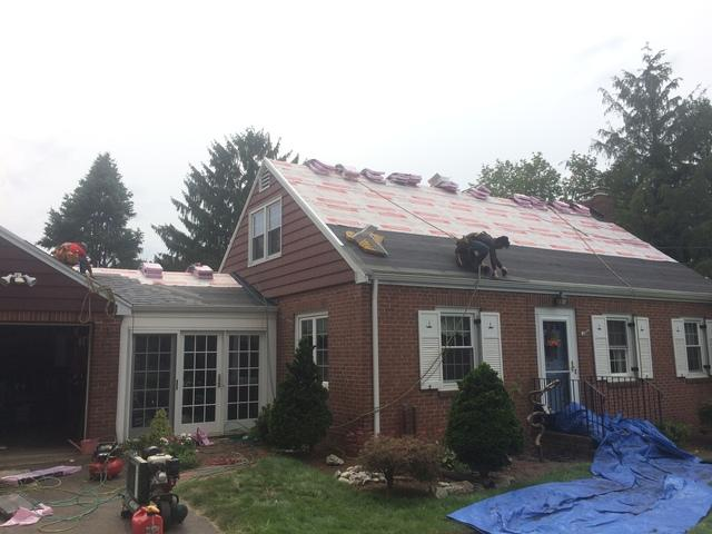 Roof Replacement in Wallingford, CT