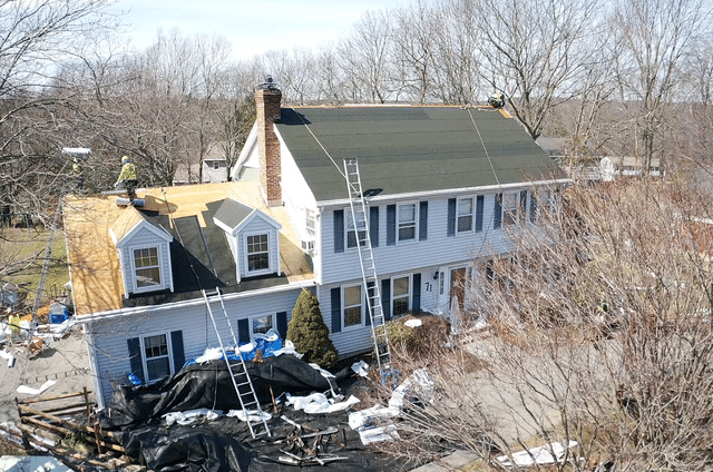 Roof Replacement in Shelton, CT