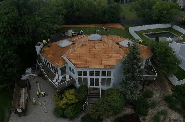 Westport, CT Roof Replacement