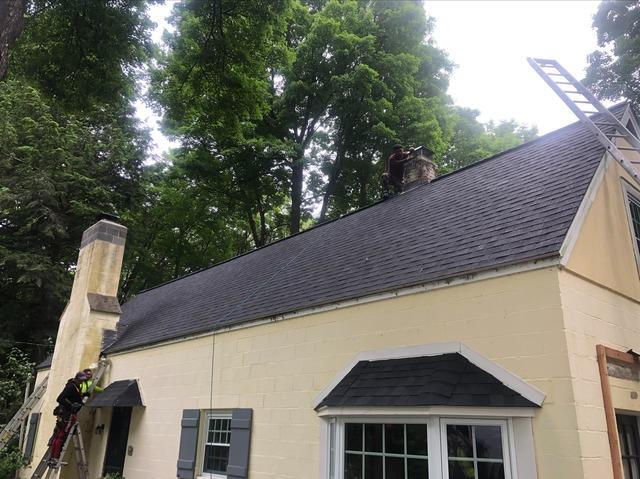 Roof Replacement in Redding, CT