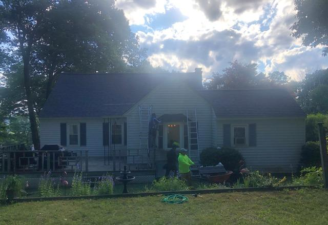 Roof Replacement in Winsted, CT