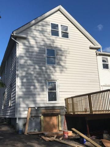 New Siding Installed in Meriden, CT