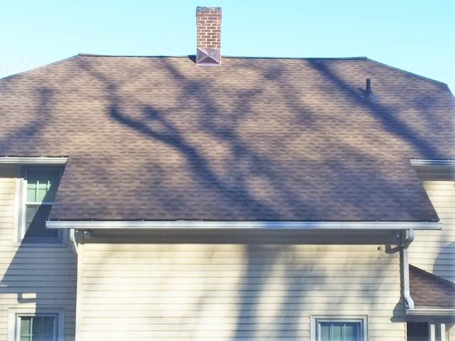 New Roof Installation in Seymour, CT