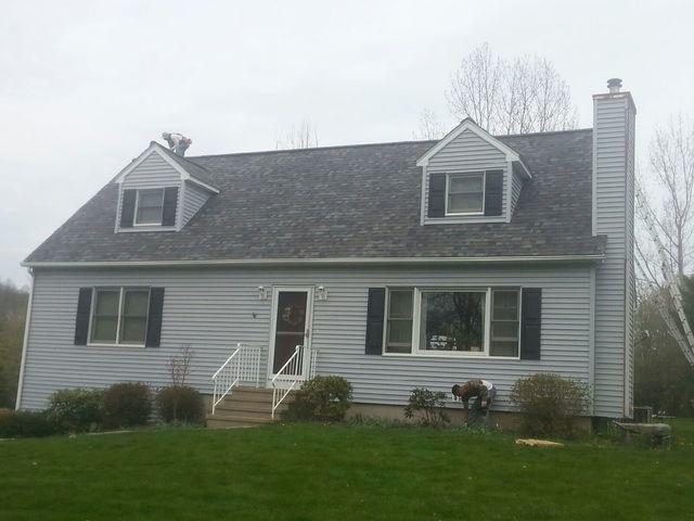 New Roof in Beacon Falls, CT