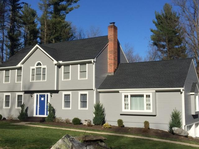Full Roof Replacement in One Day in Sandy Hook, CT