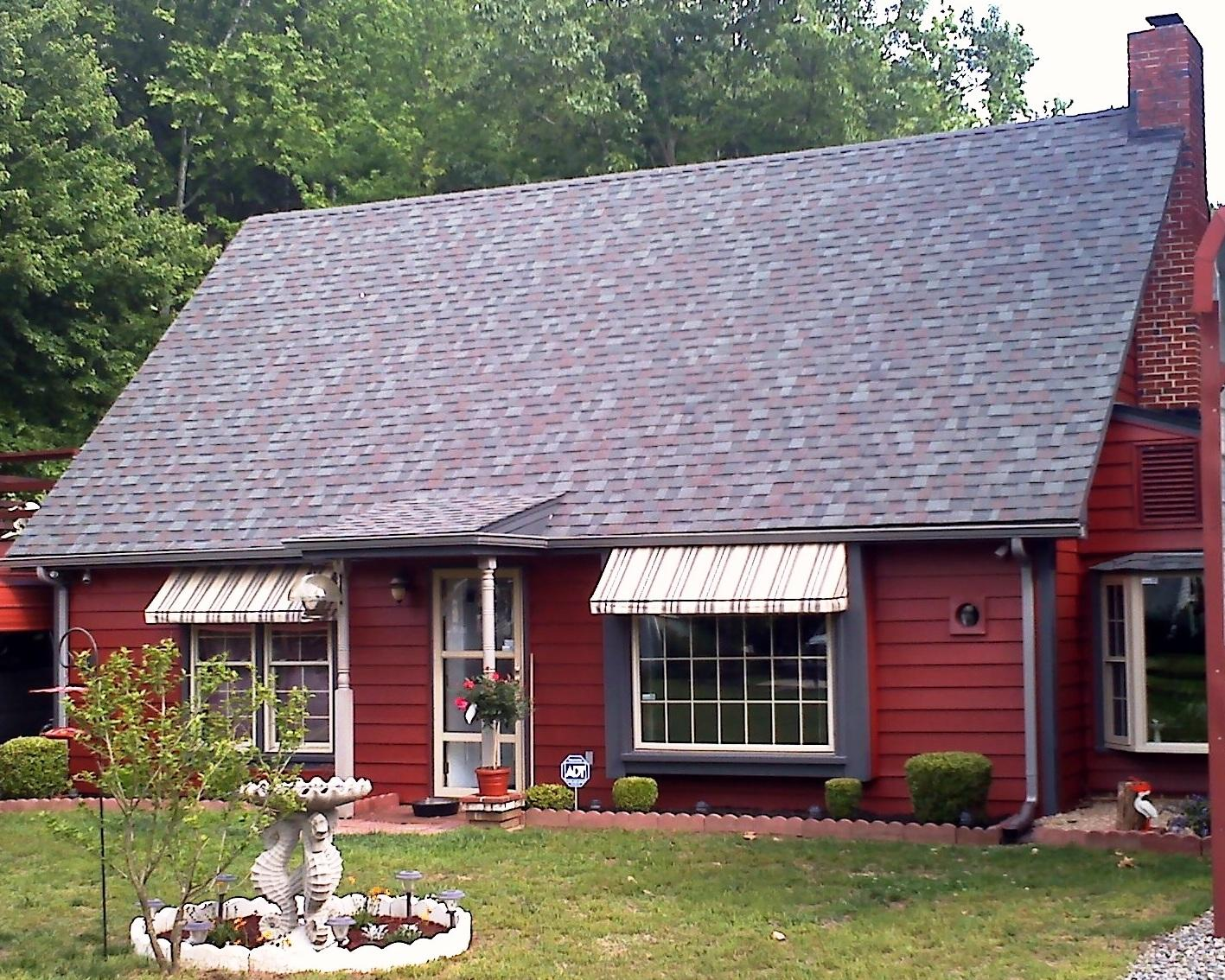 New Roof, Siding, Trim & Gutters in Gloucester, VA - After Photo