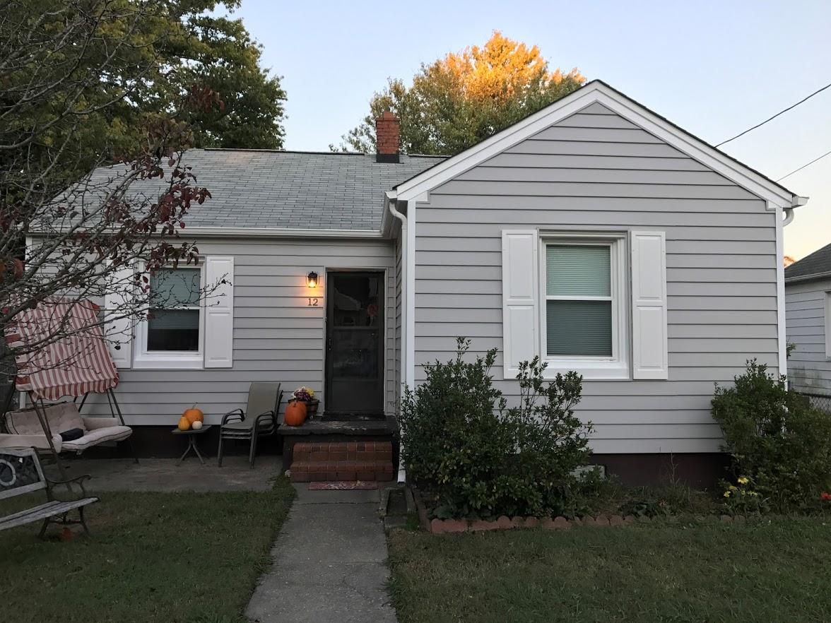 Siding, Trim, Gutter, and Shutter Replacement In Hampton - After Photo