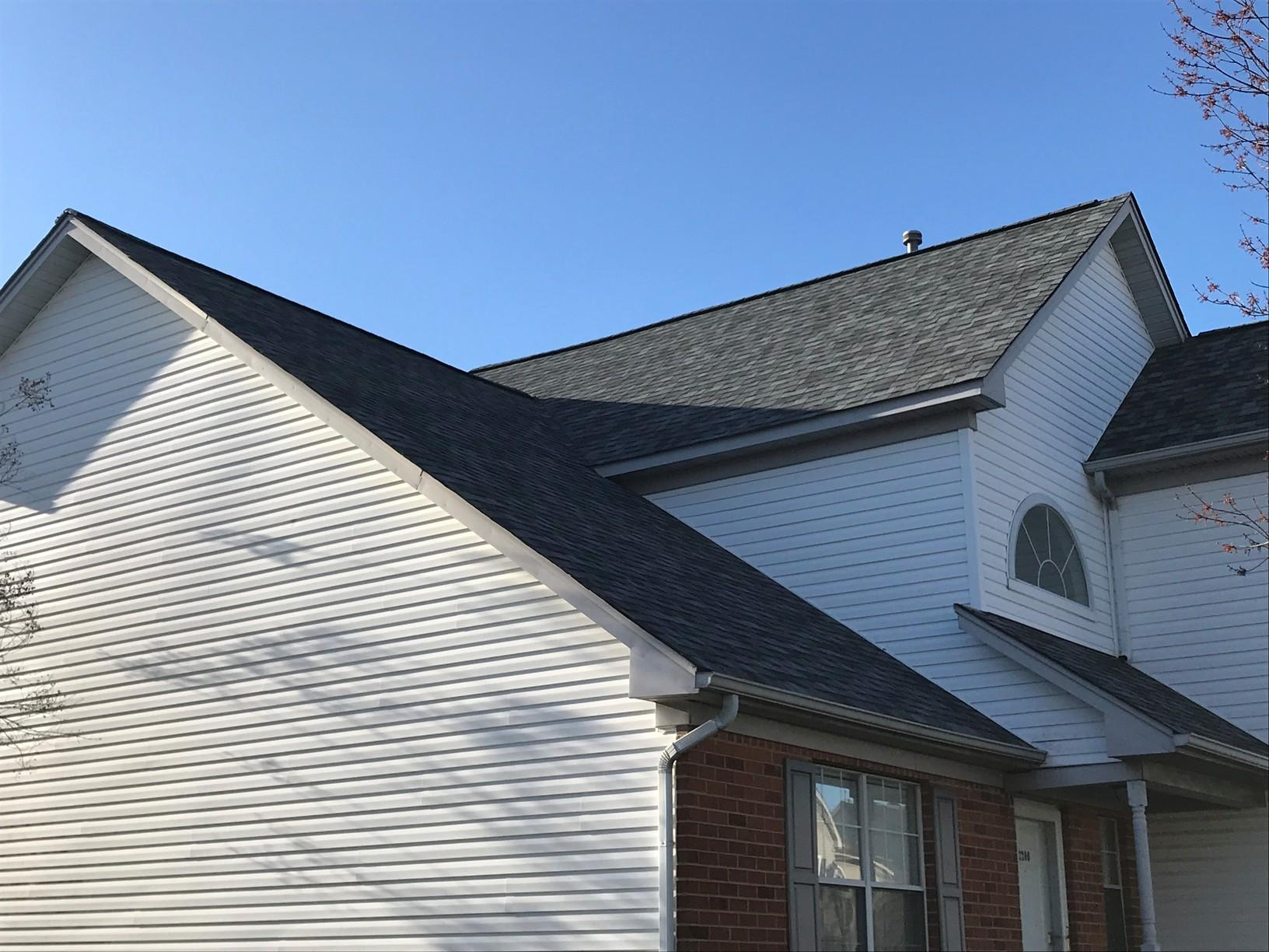 ROOF REPLACEMENT in Chesapeake - After Photo