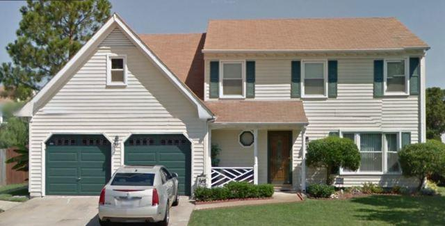 Trim, Siding and Gutters Replacement In Virginia Beach