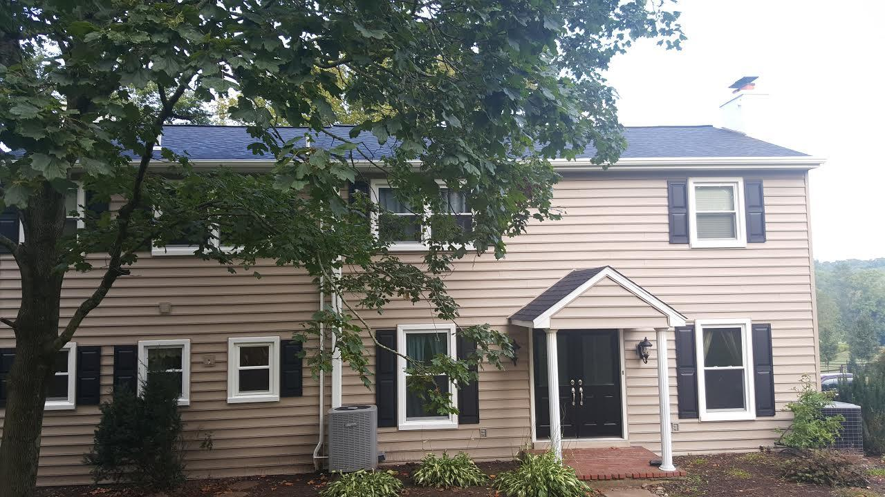 Beautiful Full Exterior Makeover in Harleysville, PA - After Photo