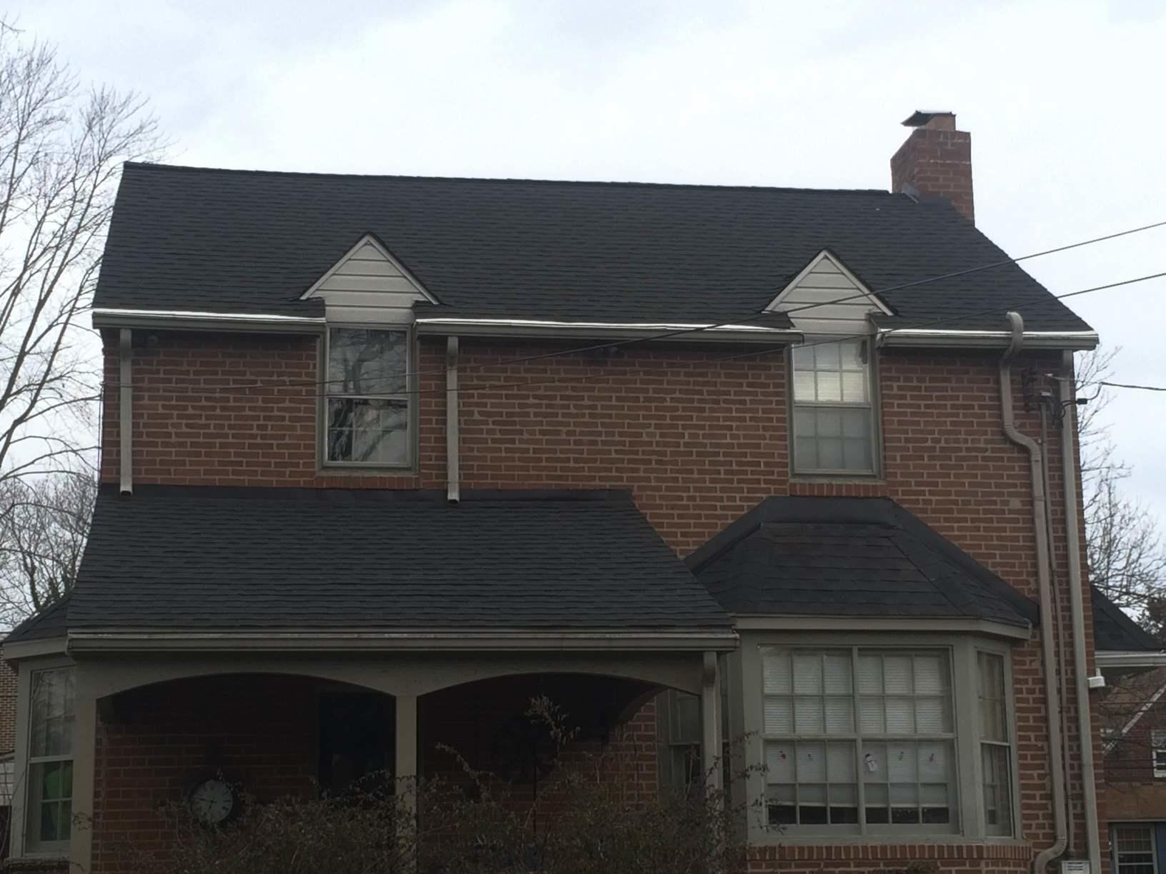 Roof Replacement in Flourtown, PA - After Photo