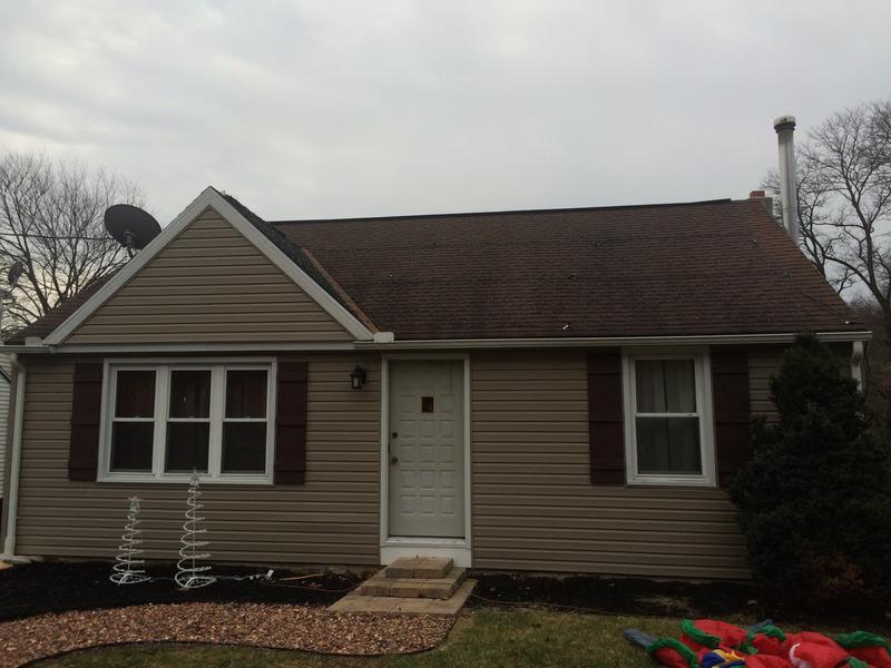 Roof Replacement Services in Boyertown, PA - Before Photo