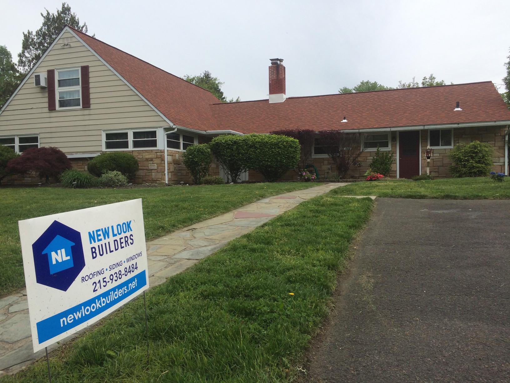 Roof Replacement in Levittown, PA - After Photo