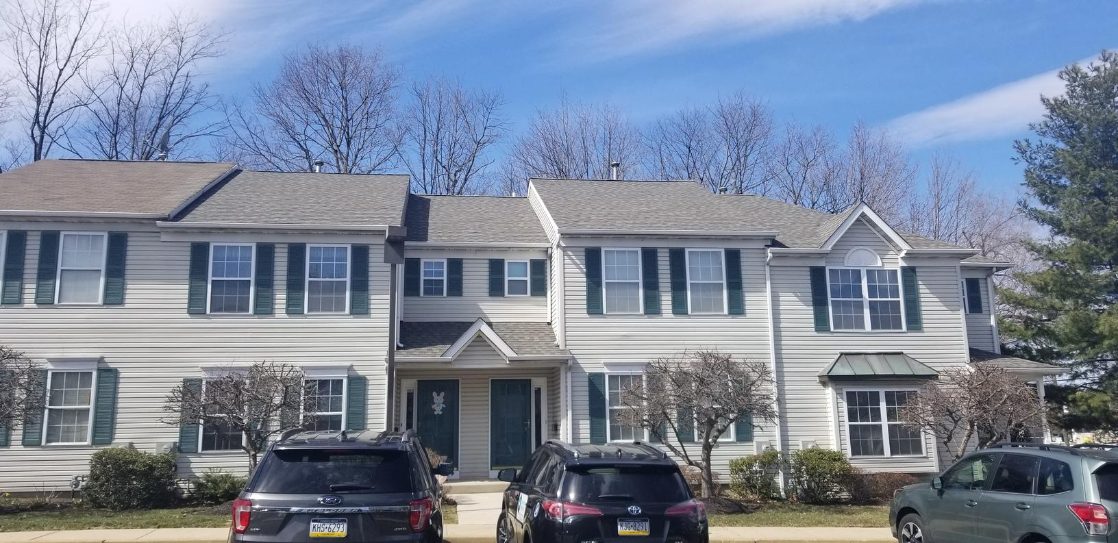 New Roof Installation in Hatboro, PA - After Photo