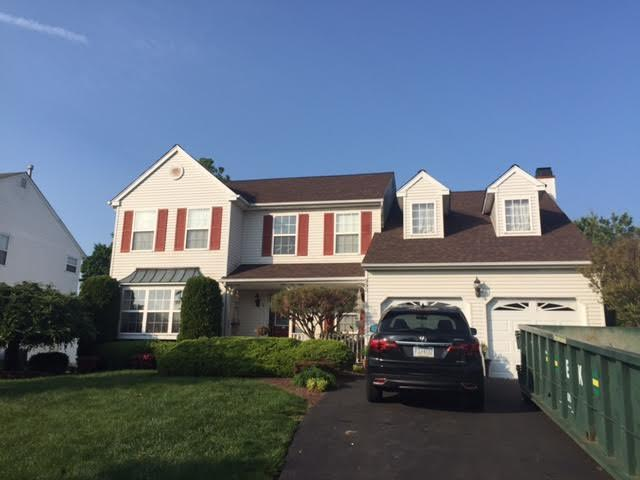 Tamko Roof Replacement in Warminster, PA - After Photo
