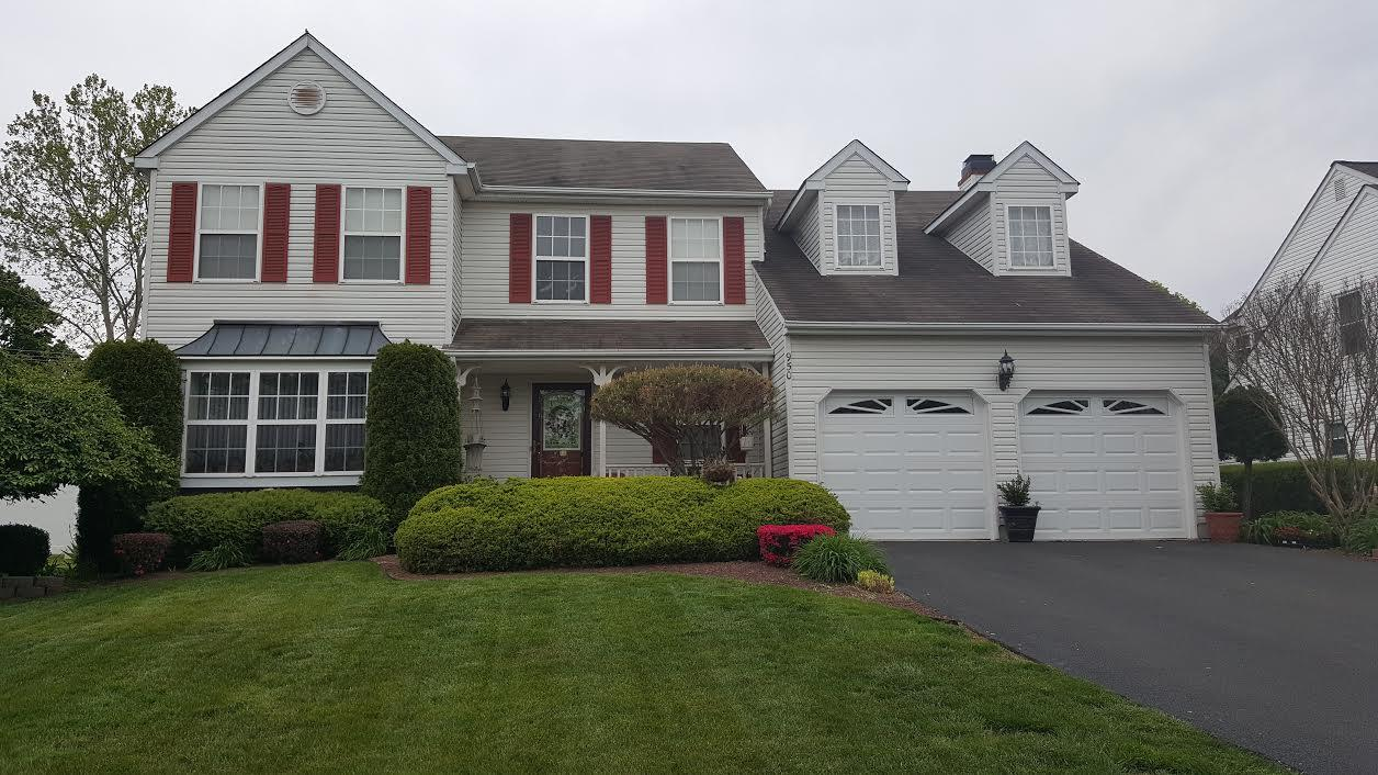 Tamko Roof Replacement in Warminster, PA - Before Photo