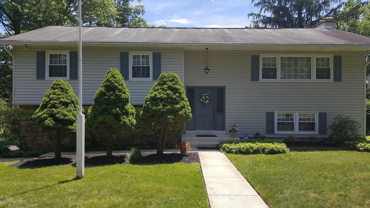 Roof Repair & Replacement in Southampton PA - Before Photo