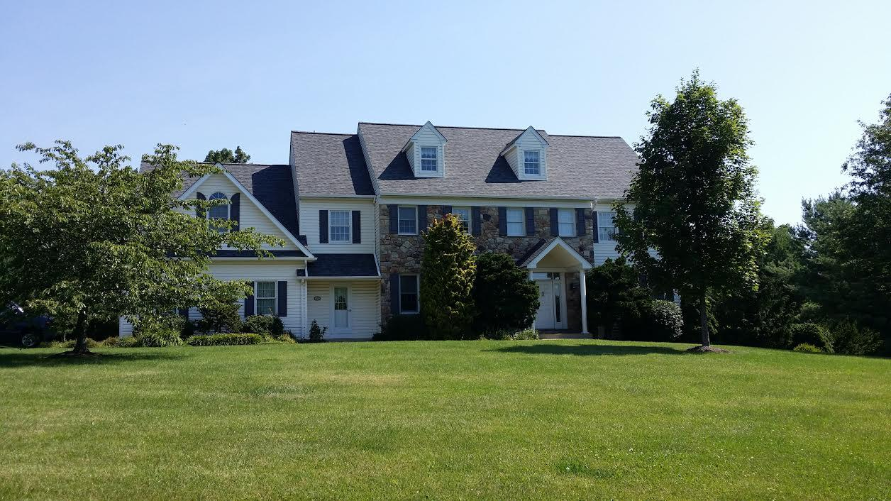 Roof Replacement in Doylestown PA - After Photo
