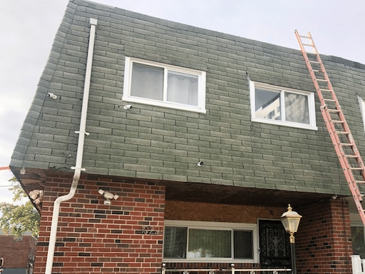 Flat Roof and Mansard Installation in Philadelphia, PA