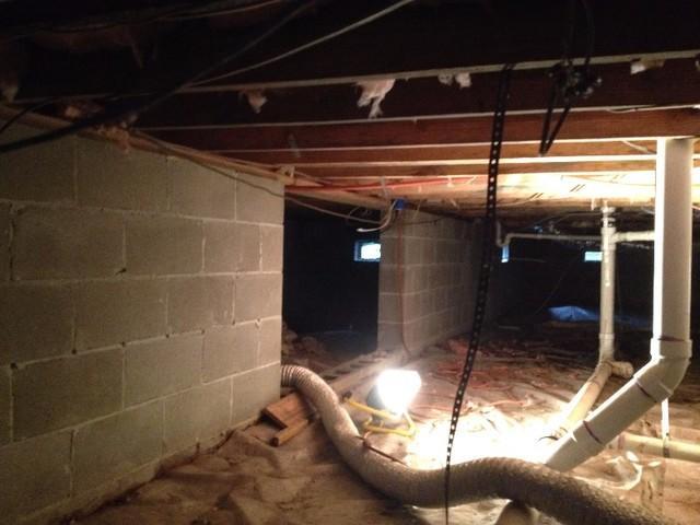 Crawl Space Repair in Kiawah Island, SC
