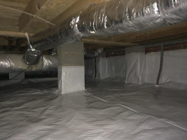 North Charleston, Crawlspace Waterproofing