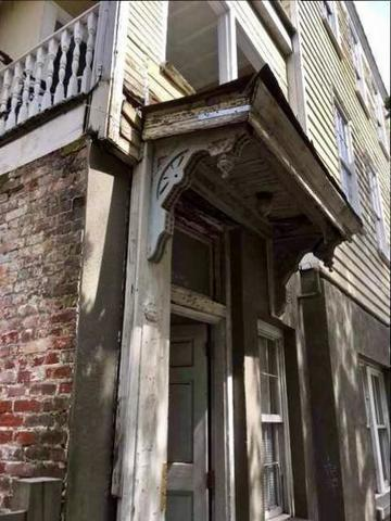 Exterior Renovation in Downtown Charleston, SC