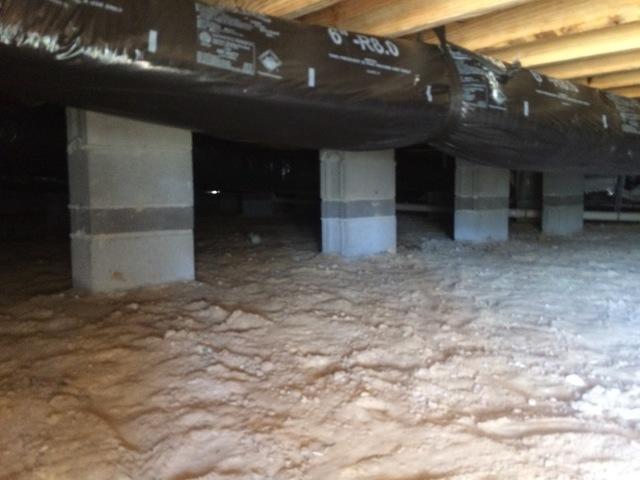 Vapor Barrier Installation in North Charleston, SC