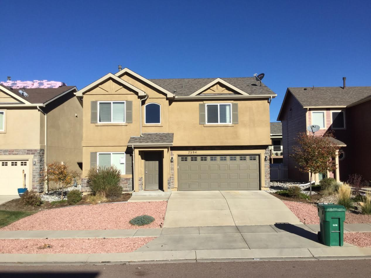 Colorado Springs Re-Roofing - After Photo