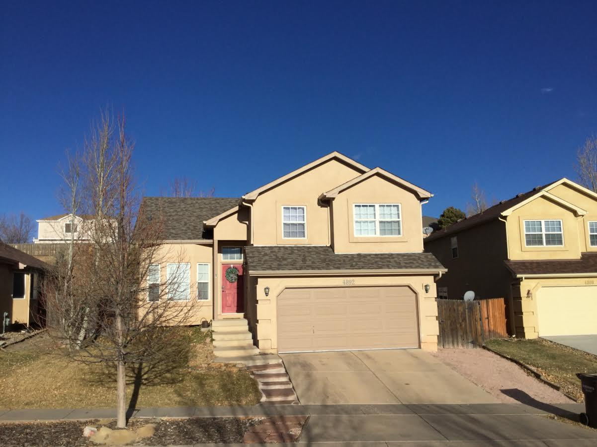 Colorado Springs Roof Replacement - After Photo